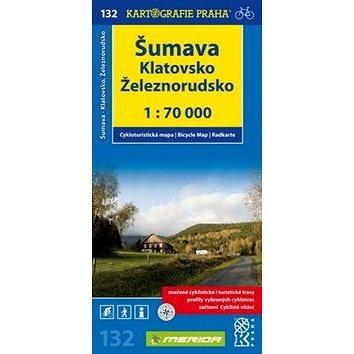 Šumava Klatovsko: Cykloturistická mapa č. 132 1:70 000 (978-80-7393-175-9)