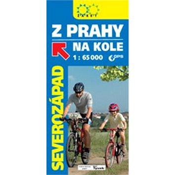 Z Prahy na kole severozápad (978-80-7233-361-5)
