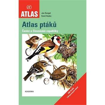 Atlas ptáků České a Slovenské republiky (978-80-200-1989-9)