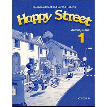 Happy Street 1 Activity Book (978-0-943383-4-9)
