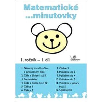 Matematické minutovky 1. ročník / 1. díl (978-80-7230-254-3)