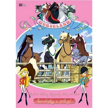 Horseland: Bludiště, rébusy, skrývačky, testy, kreslení (978-80-7447-097-4)