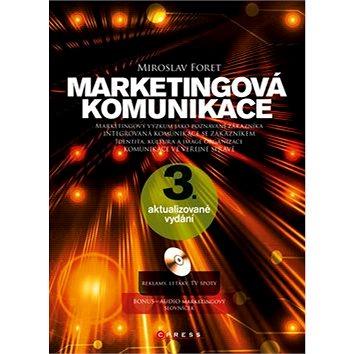Marketingová komunikace: + DVD (978-80-251-3432-0)