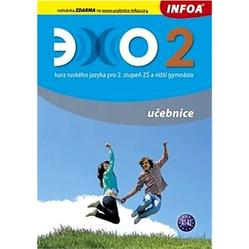 Echo 2: učebnice (978-80-7240-694-4)