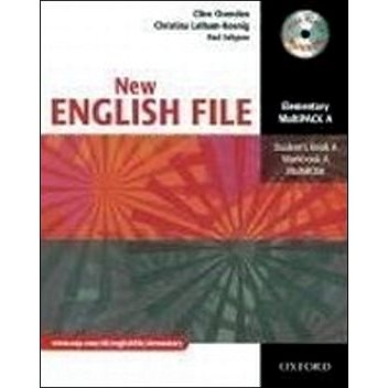 New English File Elementary Multipack A (978-0-945182-2-2)