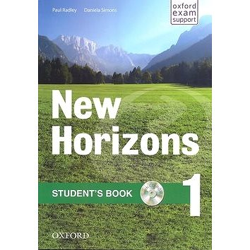 New Horizons 1 Student´s Book (978-0-941343-3-0)