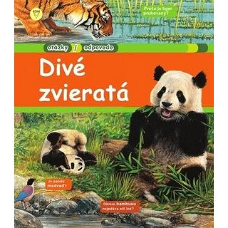 Divé zvieratá (978-80-8103-056-7)