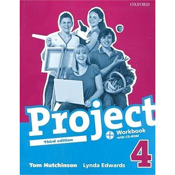 Project 4 Workbook with CD-ROM International English version: Third Edition (978-0-947634-1-7)