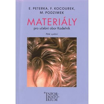Materiály pro učební obor Kadeřník (978-80-7333-084-2)