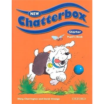 New Chatterbox Starter Pupil's Book (978-0-947281-7-1)
