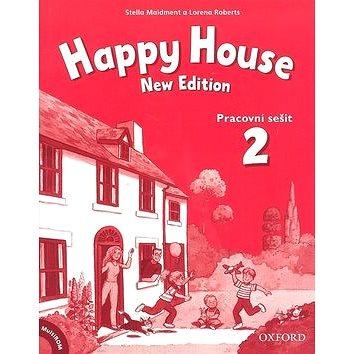 Happy House 2 New Edition Pracovní sešit: + multiROM Pack (978-0-947303-6-5)