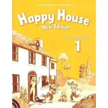 Happy House 1 New Edition Pracovní sešit: + multiCD-ROM Pack (978-0-947306-7-9)