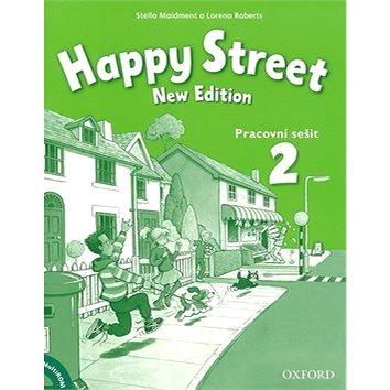 Happy Street 2 New Edition Pracovní sešit (978-0-947511-3-1)