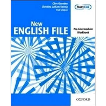 New English File Pre-intermediate Workbook (978-0-943843-6-0)
