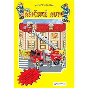 Hasičské auto: Postav si svoj model (978-80-8107-387-8)