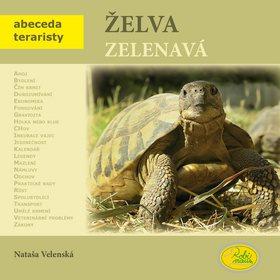 Želva zelenavá (978-80-87293-55-3)