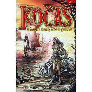 Kočas 2011: Sborník fantasy a sci-fi povídek (978-80-87364-21-5)