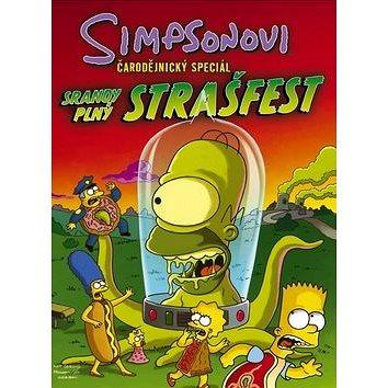Simpsonovi Srandy plný strašfest: Čarodějnický speciál (978-80-7449-063-7)