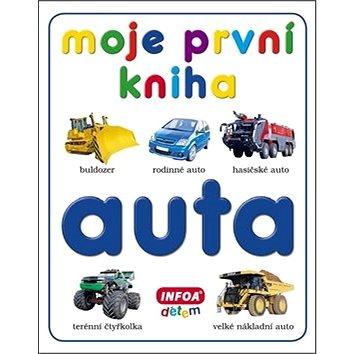 Moje první kniha Auta (978-80-7240-769-9)