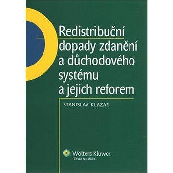 Redistribuční dopady zdanění a důchodového systému a jejich reforem (978-80-7357-702-5)