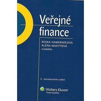 Veřejné finance (978-80-7357-497-0)