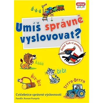Umíš správně vyslovovat?: Cvičebnice správné výslovnosti (978-80-7240-770-5)