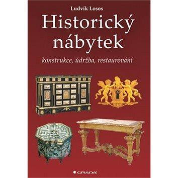 Historický nábytek: Konstrukce, údržba restaurování (978-80-247-3546-7)