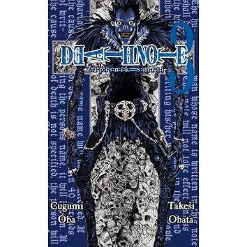 Death Note Zápisník smrti 3 (978-80-7449-067-5)
