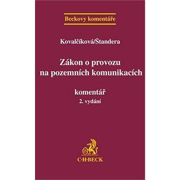 Zákon o provozu na pozemních komunikacích. Komentář, 2. vydání: Beckovy komentáře (978-80-7400-418-6)