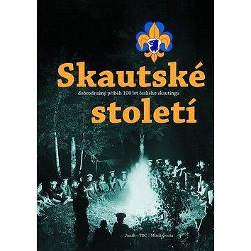 Skautské století: Dobrodružný příběh 100 let českého skautingu. (978-80-204-2622-2)