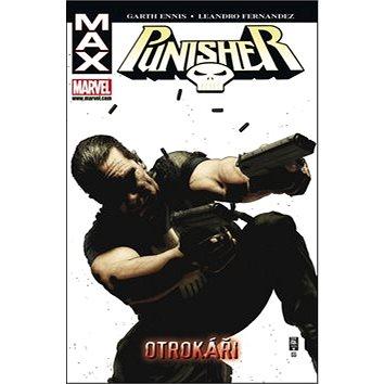 Punisher Max 5: Otrokáři (978-80-7461-119-3)