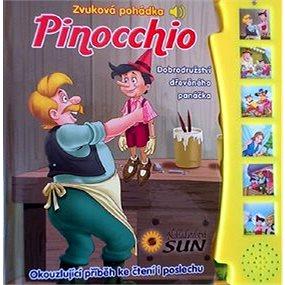 Pinocchio: Zvuková pohádka (978-80-7371-424-6)