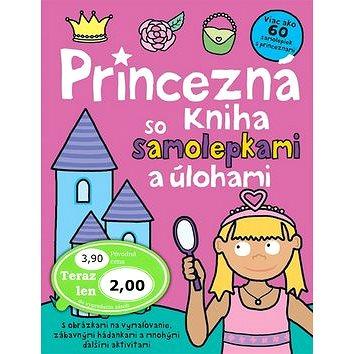 Princezná: Kniha so samolepkami a úlohami (978-80-8107-467-7)