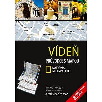Vídeň: Průvodce s mapou NG (978-80-251-3551-8)