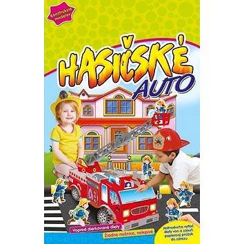 Hasičské auto: Konštručný model (978-80-8107-419-6)