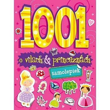 1001 samolepiek o vílach a princeznách (978-80-8107-446-2)