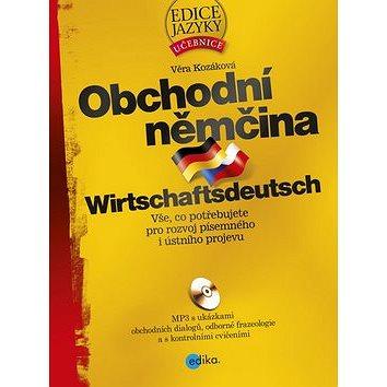 Obchodní němčina + CD: Wirtschaftsdeutsch (978-80-266-0039-8)