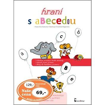 Hraní s abecedou: Všechna písmena české abecedy, nácvik psaní písmen, úkoly ke každému písmenu (978-80-7292-218-5)