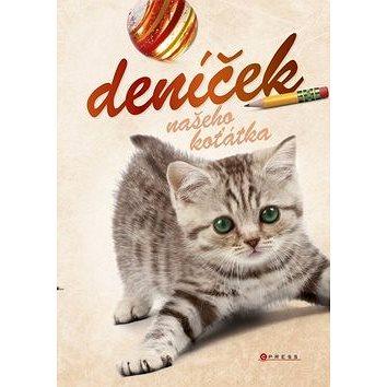 Deníček našeho koťátka (978-80-264-0012-7)