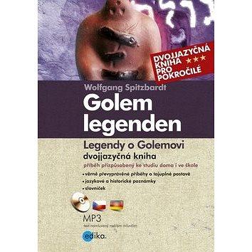Golem legenden Legendy o Golemovi: Dvojjazyčná kniha + CD (978-80-266-0030-5)