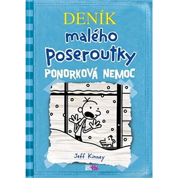 Deník malého poseroutky Ponorková nemoc (978-80-7447-164-3)