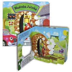 Mašinka Julinka (978-80-7267-452-7)