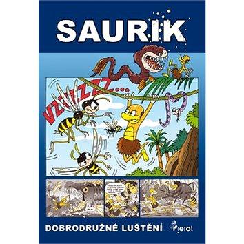 Saurik: dobrodružné luštění (978-80-7353-224-6)