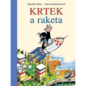 Krtek a raketa (978-80-00-02993-1)