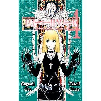 Death Note Zápisník smrti 4 (978-80-7449-087-3)
