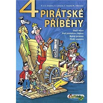 4 pirátské příběhy (978-80-85389-91-3)