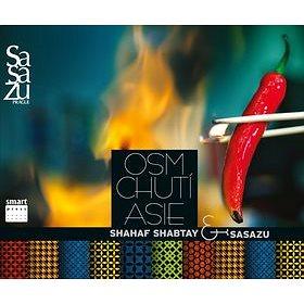 Osm chutí Asie: SaSaZu Prague (978-80-87049-54-9)