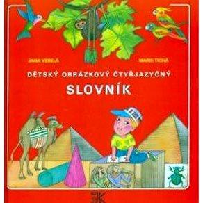 Dětský obrázkový čtyřjazyčný slovník (978-80-902045-9-1)