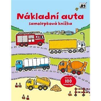 Nákladní auta: Samolepková knížka (859-5-938009-5-0)