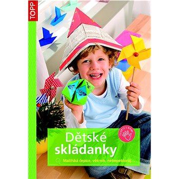 Dětské skládanky: malířská čepice, větrník, nebepekloráj… (978-80-7342-195-3)
